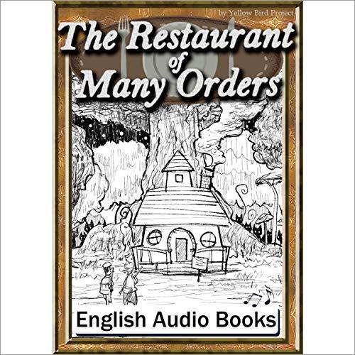 『The Restaurant of Many Orders(注文の多い料理店・英語版)』のカバーアート