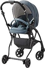 ?#24403;?Combi 婴儿车 AttO (阿特) type-L [対象] 1ヶ月 ~ 36ヶ月 ブルイッシュグレー
