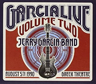Garcialive 2: August 5th 1990 by Jerry Garcia (2013-06-24)