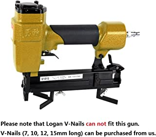 meite V- Nailer Series V1015B Pneumatic Picture Frame Joiner or Picture Frame Nailer (Szie 1/4-Inch to 5/8-Inch)