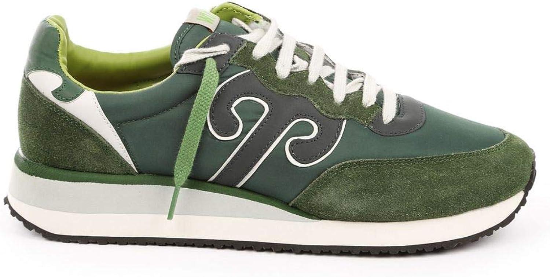WUSHU RUYI Mans MASTERM5 grön mocka mocka mocka skor  njuter av din shopping