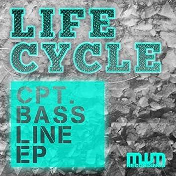 CPT. Bassline EP