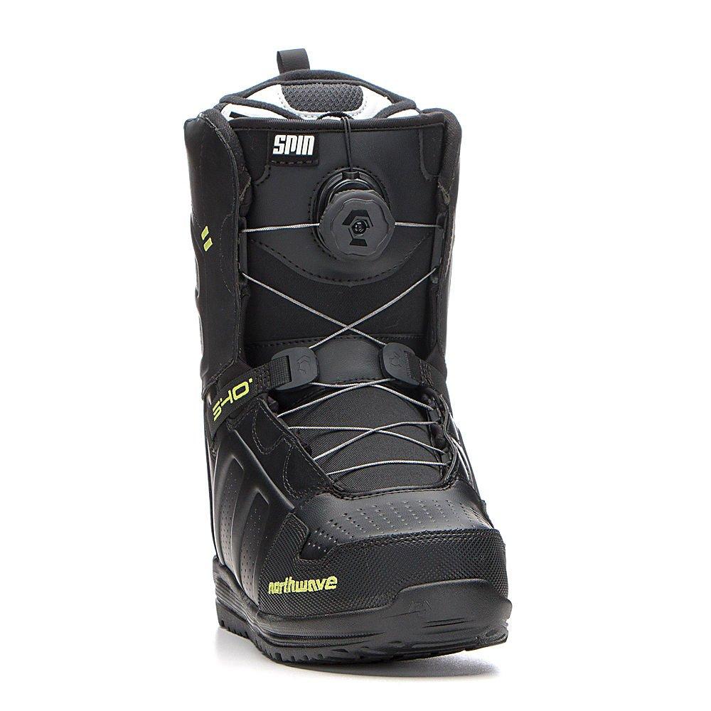 Northwave Hover Spin Black – Botas Snowboard – 8.5: Amazon.es ...