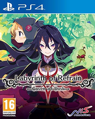 Labyrinth of Refrain: Coven of Dusk - PlayStation 4 [Edizione: Regno Unito]