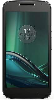Motorola Moto G Play (4th Gen) XT1609 16GB Unlocked GSM Smartphone - Black
