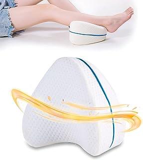 jingyuanli Cojines para dormir de lado, cojín para piernas, cojines para dormir de lado, reposa piernas, soporte ortopédico y de espalda y rodillas para dormir, desenfundable y lavable
