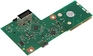 Baoblaze Fix Part for XBox 360 S 360 Slim 4GB 250GB RF Receiver Power Button Ring Assembly Board