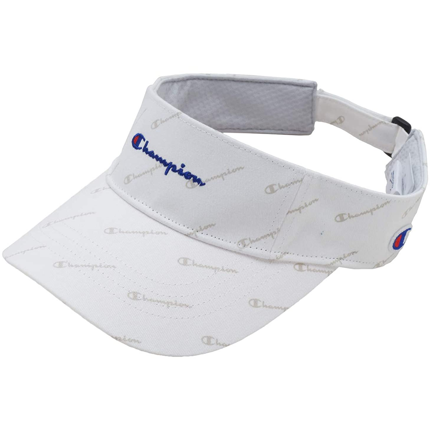 必需品アリーナ予報チャンピオンゴルフ Champion GOLF 帽子 サンバイザー レディス