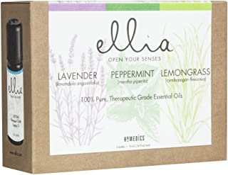 Ellia Aromatherapy Therapeutic Essential Oil for a Diffuser