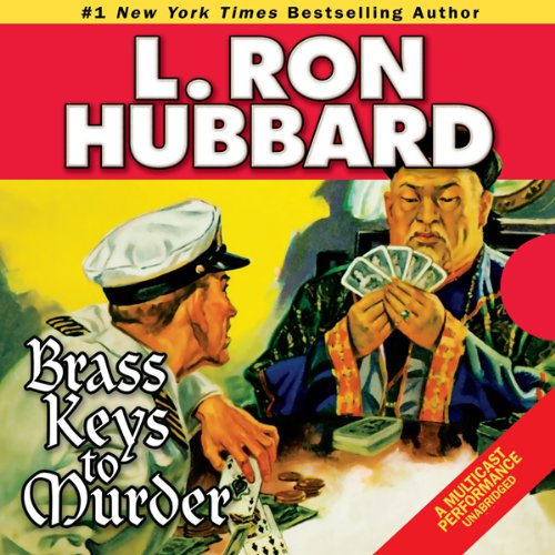 Brass Keys to Murder copertina