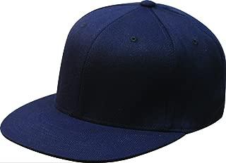 210 Premium Fitted Flat Visor Cap