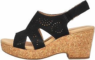 Clarks Giselle Bay womens Wedge Sandal