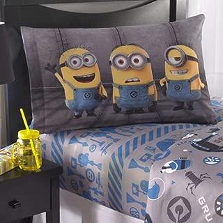 Despicable Me 3 Kids Twin Microfiber Sheet Set