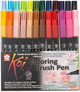 Sakura Koi Color Brush Set 24