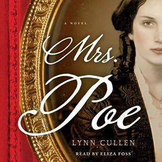 Mrs. Poe audiobook cover art