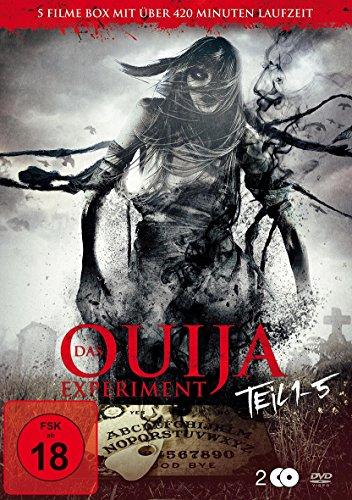 Das Ouija Experiment 1-5 [2 DVDs]