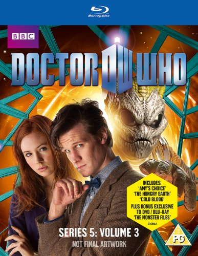Doctor Who - Series 5, Vol. 3 [Blu-ray]