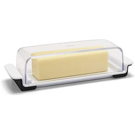 Prepworks by Progressive A70GB Butterdish Silicone Seal Air Tight Butter Dish