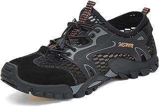 FLARUT Sandali Sneakers Sportivi Estivi Uomo Trekking Scarpe da Spiaggia All'aperto Pescatore Piscina Acqua Mare Escursion...