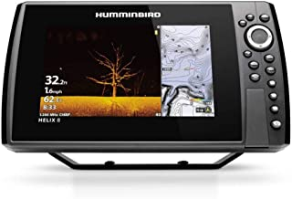 Humminbird Helix 10 G3N Fish Finder with Chirp,  MEGA DI+,  GPS,  and 10.1-Inch-Display