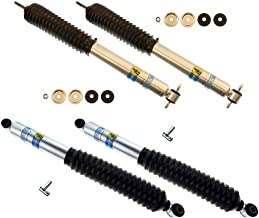 NEW BILSTEIN FRONT & REAR SHOCKS FOR 93-98 JEEP CHEROKEE ZJ WITH A 1