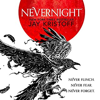 Nevernight     The Nevernight Chronicle, Book 1              By:                                                                                                                                 Jay Kristoff                               Narrated by:                                                                                                                                 Holter Graham                      Length: 20 hrs and 10 mins     234 ratings     Overall 4.6