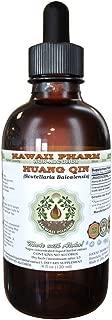 Huang Qin Alcohol-FREE Liquid Extract, Huang Qin, Scutellaria (Scutellaria Baicalensis) Root Glycerite Herbal Supplement 2 oz