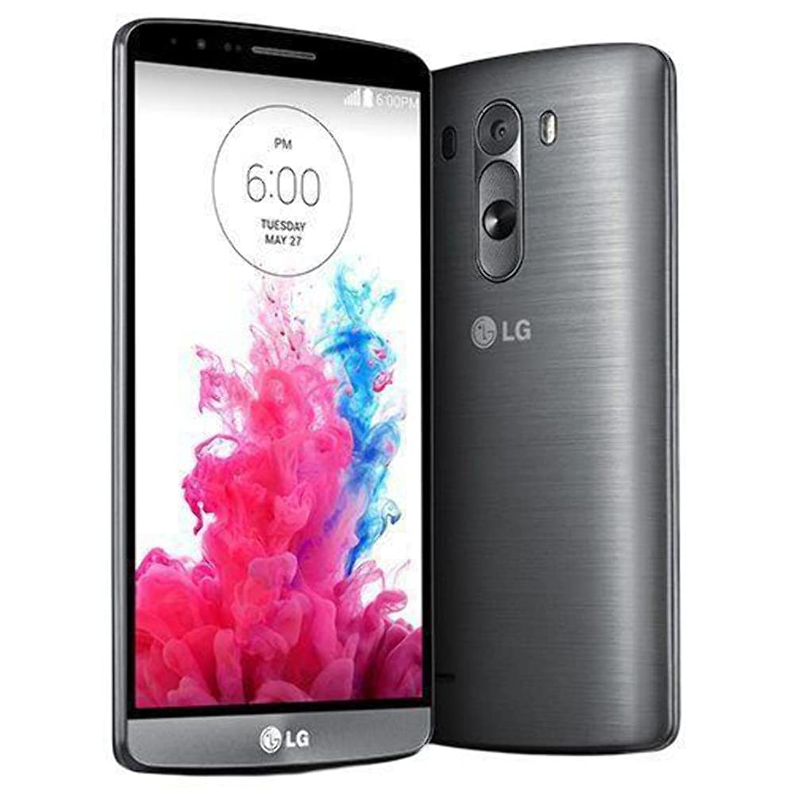 LG G3 D855 16GB Metallic Black Factory Unlocked 4G 3G 2G 2G GSM 850/900/1800/1900 bzmjcsw88