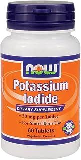 Now Foods Potassium Iodide 60 Tabs