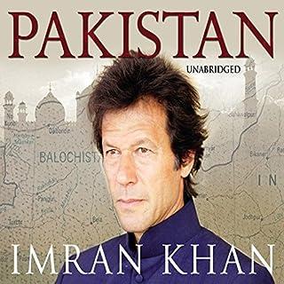 Pakistan audiobook cover art