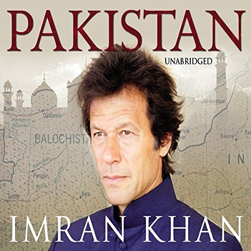 Pakistan     A Personal History              By:                                                                                                                                 Imran Khan                               Narrated by:                                                                                                                                 Amerjit Deu                      Length: 11 hrs and 45 mins     7 ratings     Overall 4.7