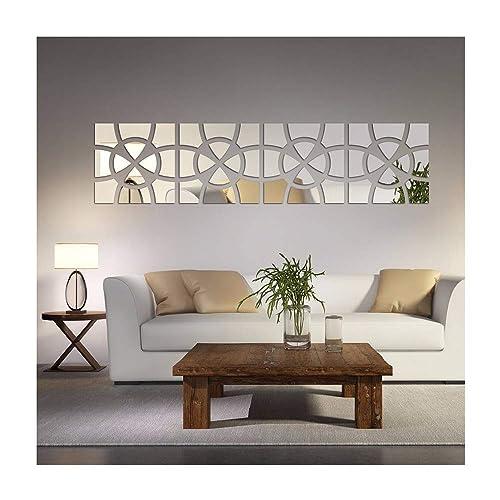 Decorative Wall Mirrors For Living Room Amazon Com