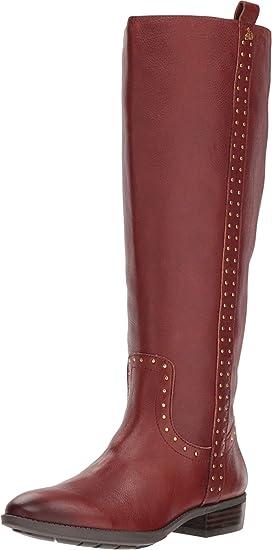 42078c6b75f Prina Wide Calf Leather Tall Boot