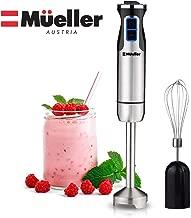Mueller Austria Ultra-Stick 500 Watt 9-Speed Immersion...