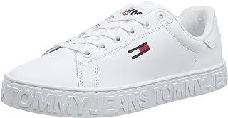 حذاء رياضي للسيدات كول تومي جينز بدون كعب من تومي جينز