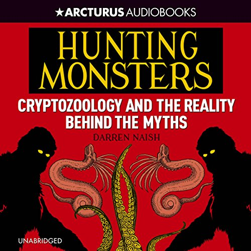 Hunting Monsters audiobook cover art