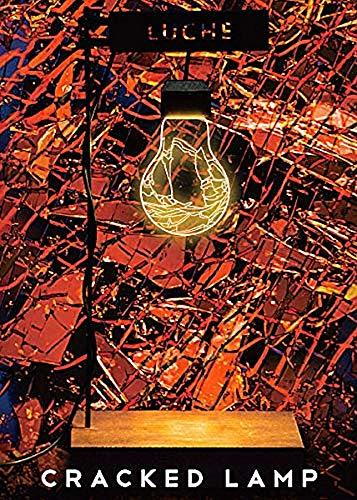 Aqua-Tropica ATLL-006 LUCHE Cracked Lamp Lampe de Croissance, veilleuse, Lampe de Plante, éclairage indirect, Wabi-Kusa, Nano Aquarium, lumière de Lune