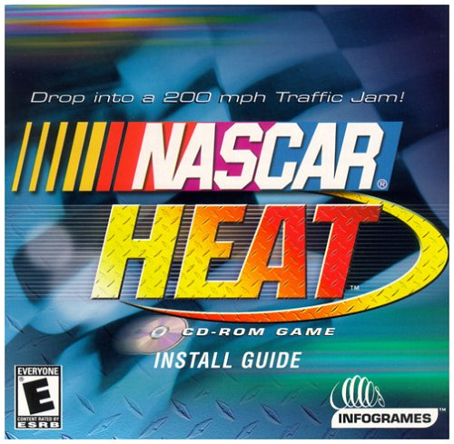 NASCAR Heat (Jewel Case) - PC
