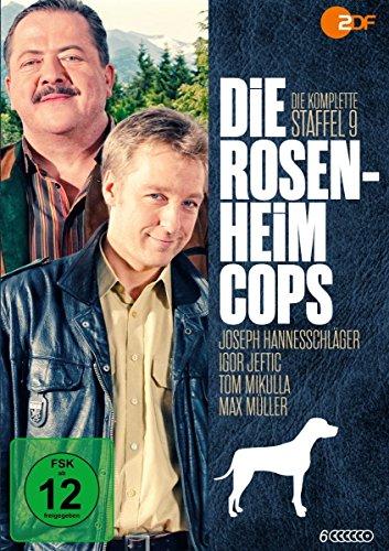 Die Rosenheim Cops - Staffel 9 (6 DVDs)
