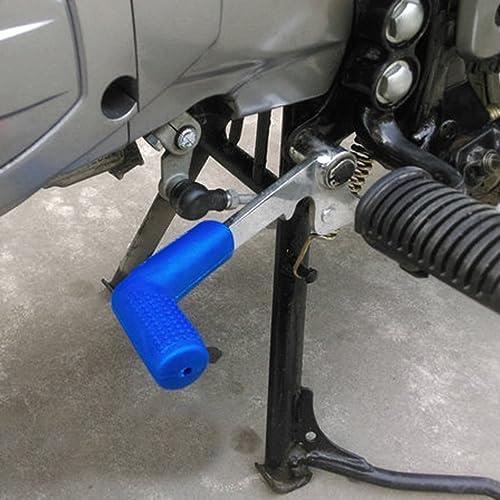 Easy4Buy WV01RCA08051 Rubber Shifter Sock Boot Shoe Protector Shift Cover Motorcycle Dirt Bike for-Bajaj Pulsar 220 DTS-I (Blue)