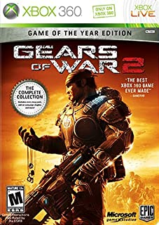 Gears of War 2: Game of the Year Edition (B002GN8HU4) | Amazon price tracker / tracking, Amazon price history charts, Amazon price watches, Amazon price drop alerts