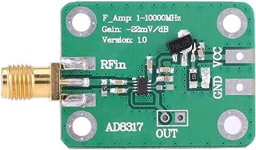Tangxi AD8317 RF Logarithmic Detector, 1M-10000MHz Radio Frequency Logarithmic Detector Power Meter