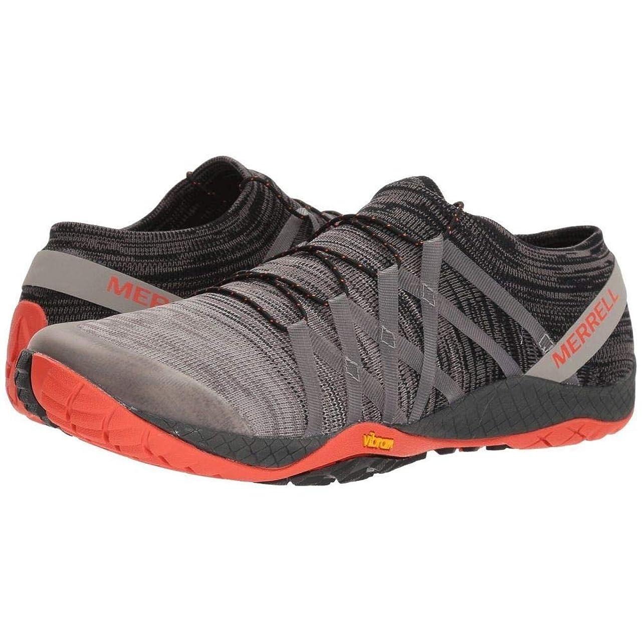 ストラトフォードオンエイボン町神経[メレル] メンズ ランニング?ウォーキング シューズ?靴 Trail Glove 4 Knit Charcoal サイズ8.5xM [並行輸入品]