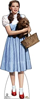 Advanced Graphics Dorothy Holding Toto Life Size Cardboard Cutout Standup - The Wizard of Oz 75th Anniversary (1939 Film)