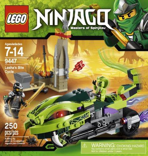 LEGO Ninjago 9447 Lasha\'s Bite Cycle