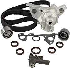 DNJ TBK139AWP Timing Belt Kit with Water Pump for 2003-2006 / Kia/Sorento / 3.5L / DOHC / V6 / 24V / 3497cc