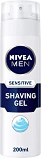Nivea Men Gel de Afeitar Sensitive, 200 ml