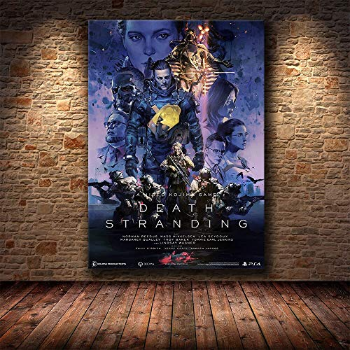 yaoxingfu Jigsaw puzzle 1000 piece Horror Death Movie Cover ArtPicture jigsaw puzzle 1000 piece falcon Great Holiday Leisure,Family Interactive Games50x75cm(20x30inch)