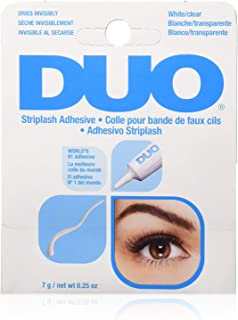 SWEETPEA DUO Waterproof Eyelash Adhesive Glue 9 g / 32oz (Clear White)
