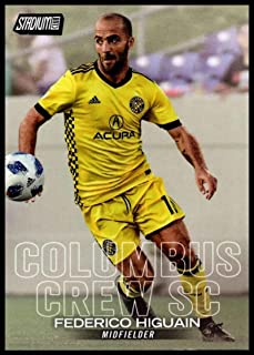 Soccer MLS 2018 Stadium Club MLS #49 Federico Higuain